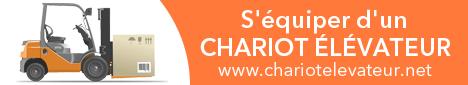 chariot elevateur